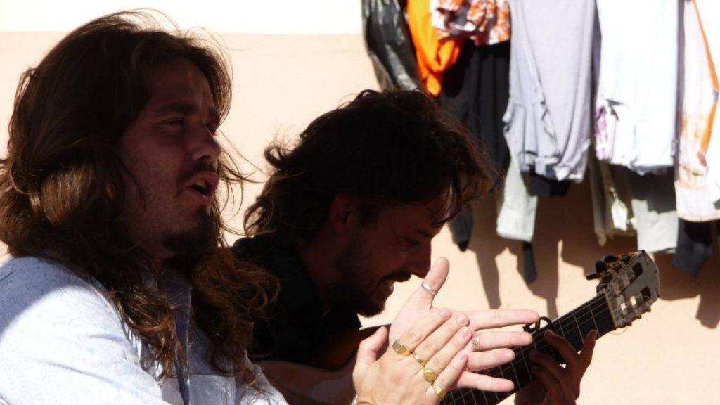 Raúl Micó & Guiilermo Guillén and the gypsies