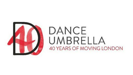 dance umbrella logo