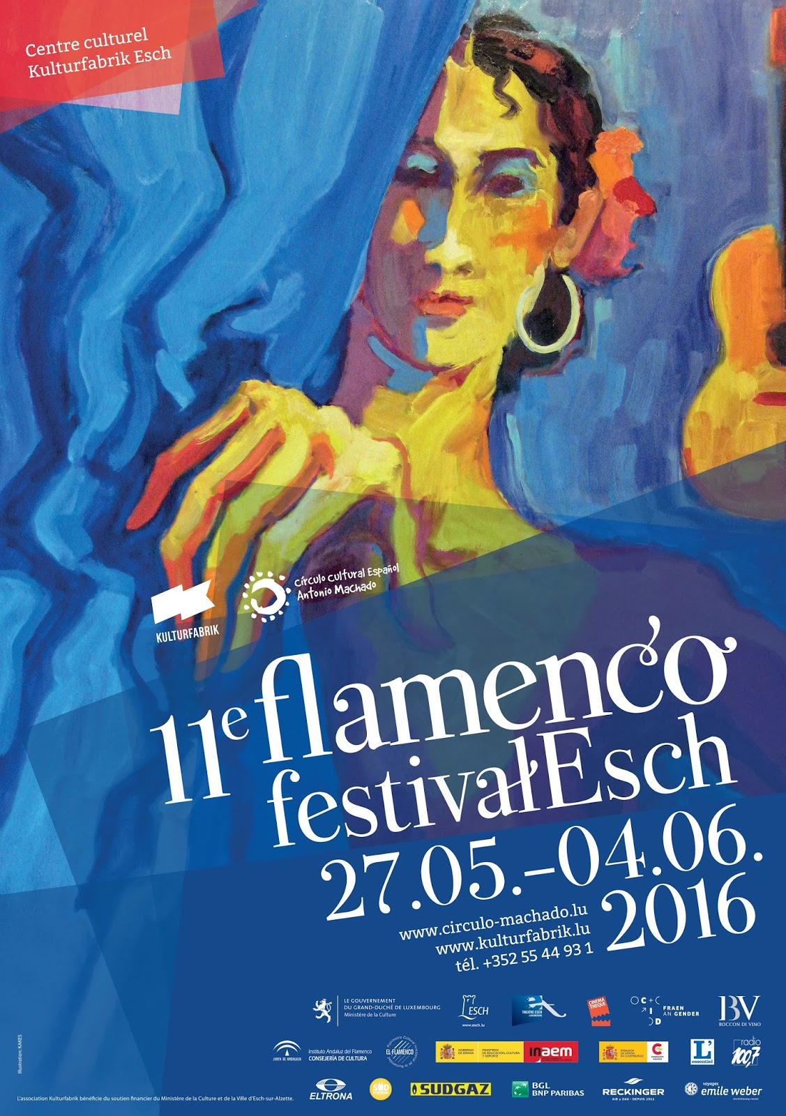 Festival Esch affiche