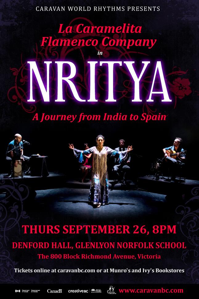 Nritya affiche