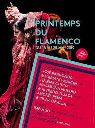 Printemps du Flamenco affiche