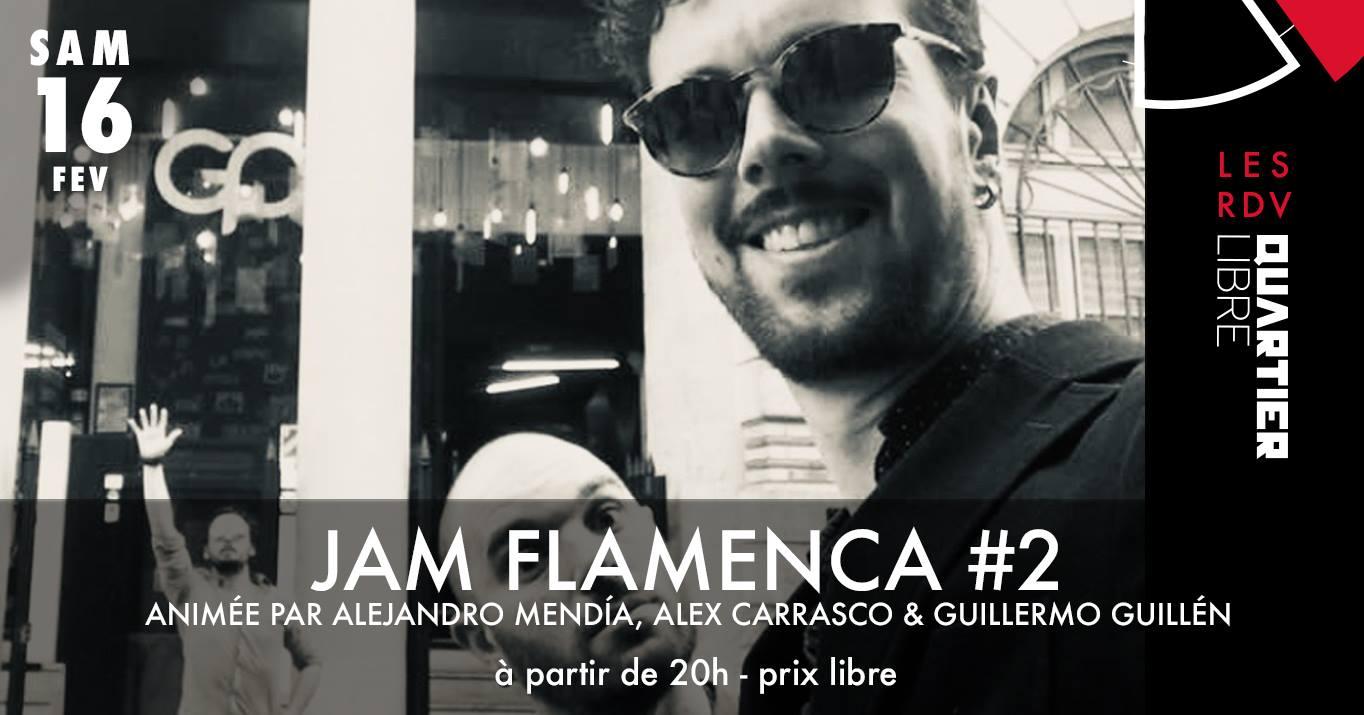 jam flamenca bordeaux 16 fev