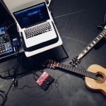 Guitars and electro