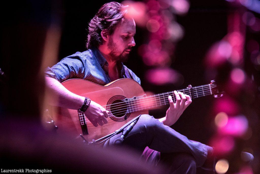 Guillermo Guillén guitar 13