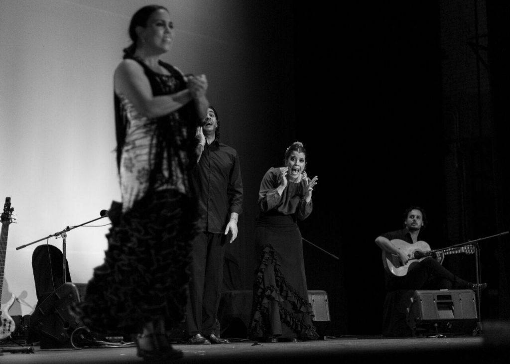 La Chispa, Anna Colom, Ismael Fernández & Guillermo Guillén