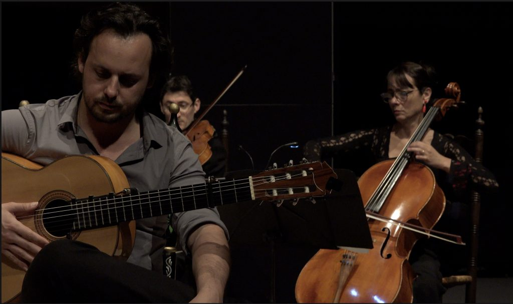 Cécile Grizard Cueto, Loïc Massot & Guillermo Guillén