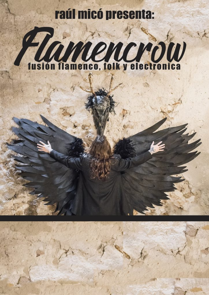 Flamencrow affiche