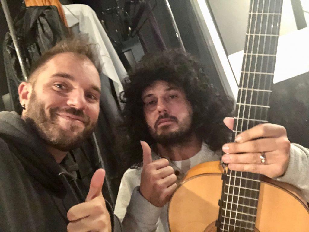 Alex Carrasco & Guillermo Guillén 2