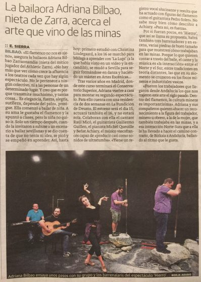 Adriana Bilbao News