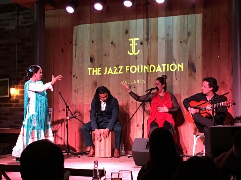 Jazz Foundation La Chispa 1