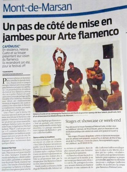 Mont de Marsan news