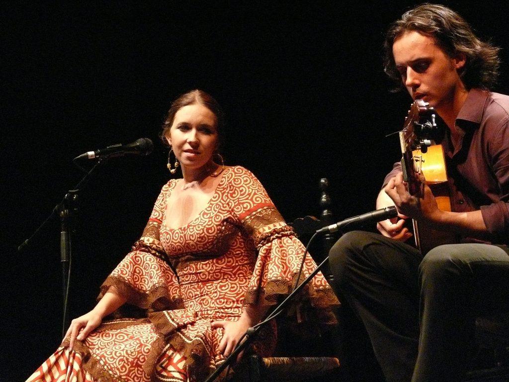 Guillermo Guillén & Rocío Márquez La Unión