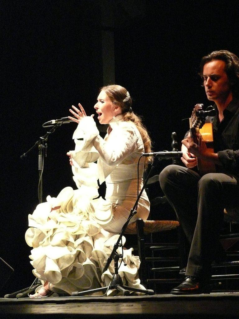 Guillermo Guillén & Rocío Márquez La Unión 2