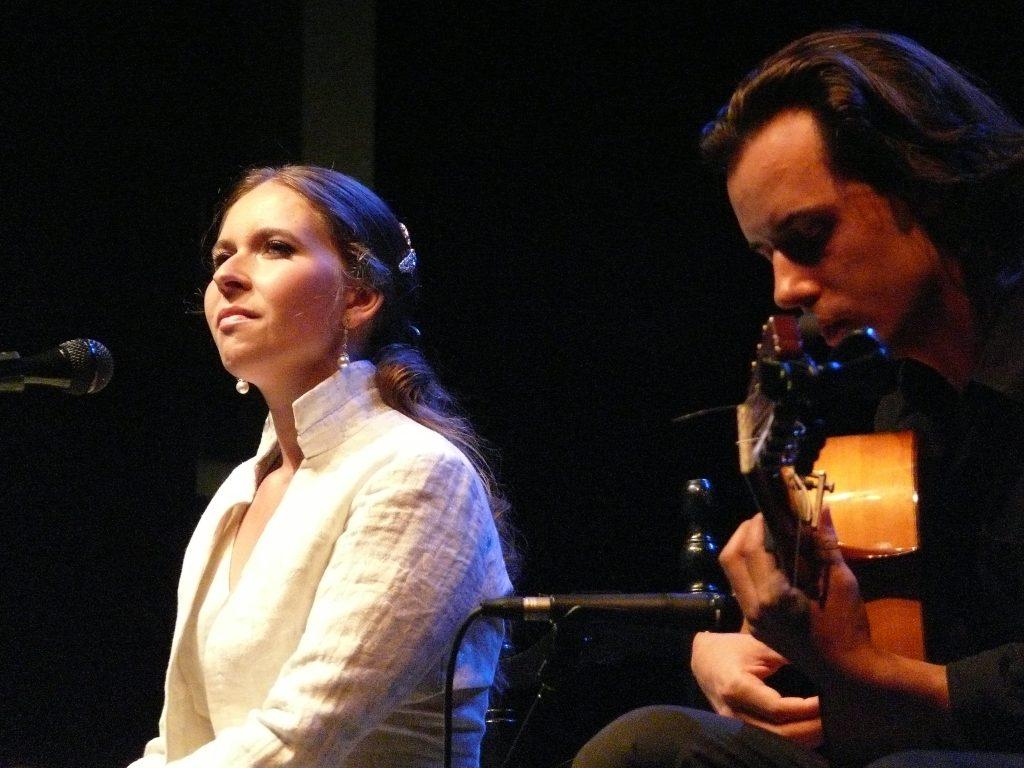 Guillermo Guillén & Rocío Márquez La Unión 3