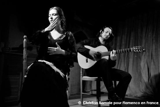 Guillermo Guillén & Rocío Márquez Paris 1