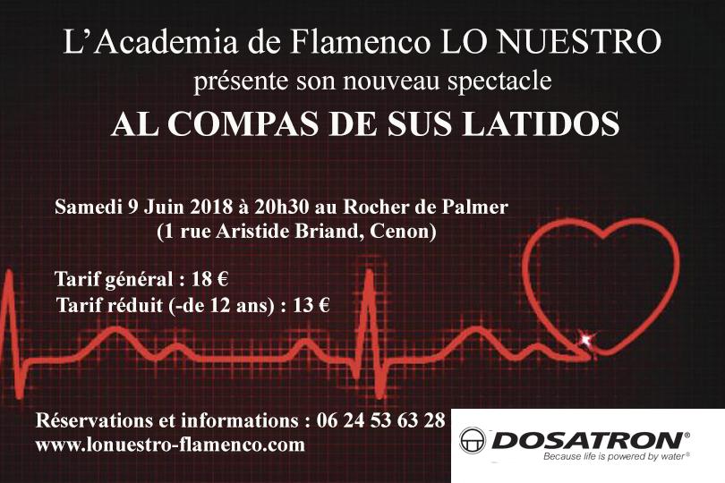 Academia Lo Nuestro affiche