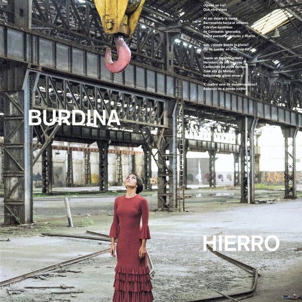 Burdina Hierro affiche