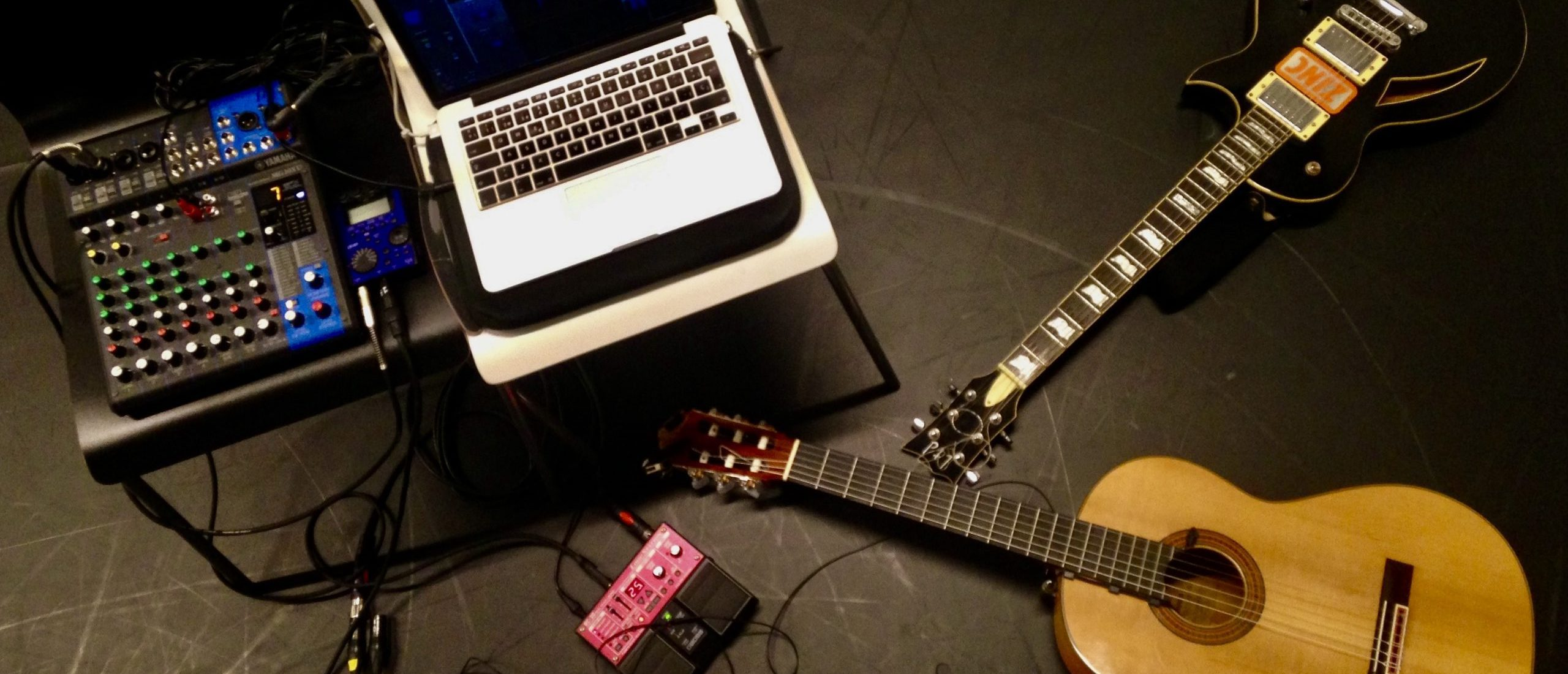 guitars & technology