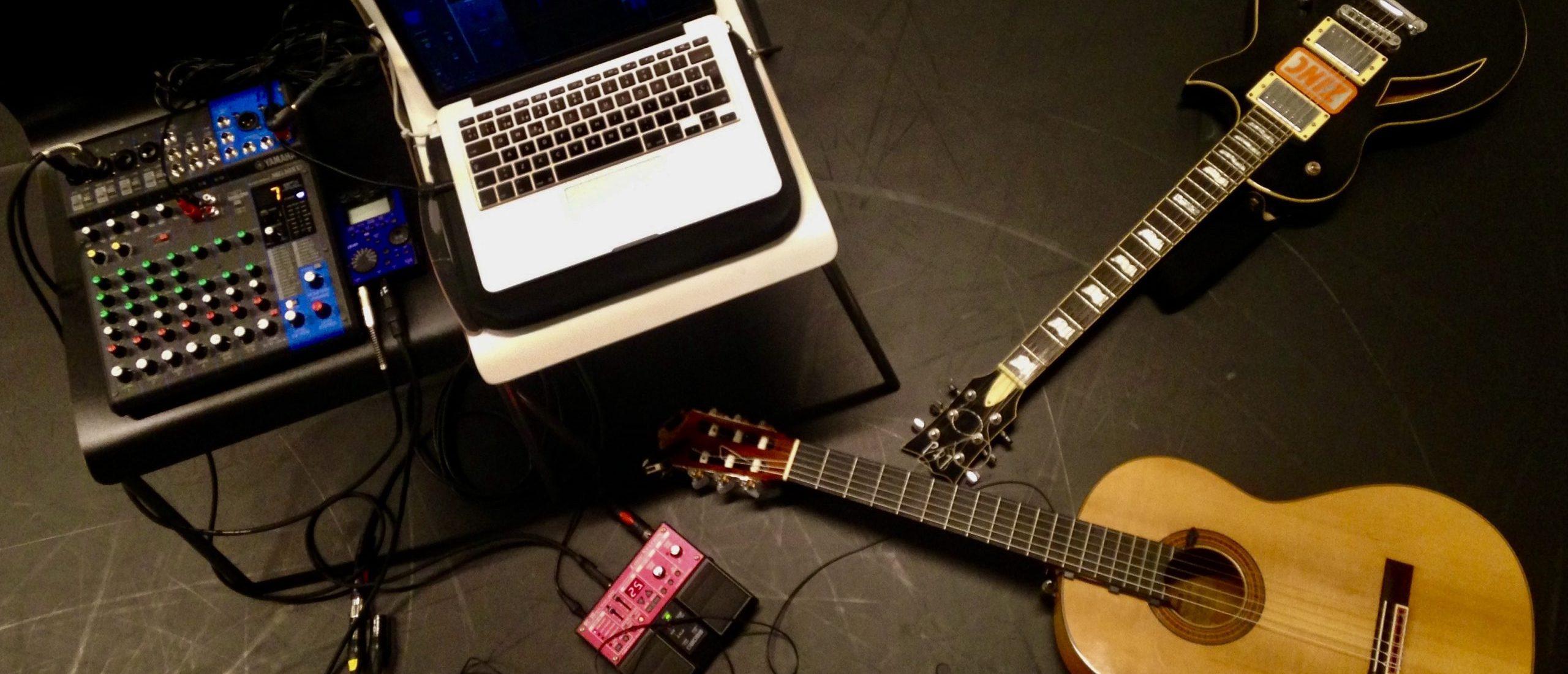 guitars & technology